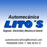Logo Automecanica Litos