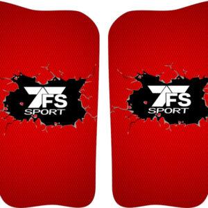 Espinilleras TFS Sport Rojas