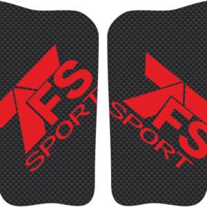 Espinilleras TFS Sport Negras