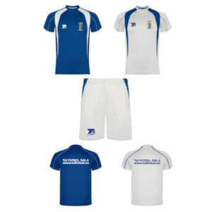 Pack entrenamiento azul
