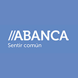 Logo Azul Abanca